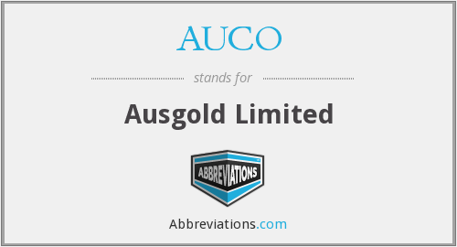 What does AUCO stand for?