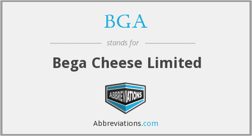 BGA - Bega Cheese Limited