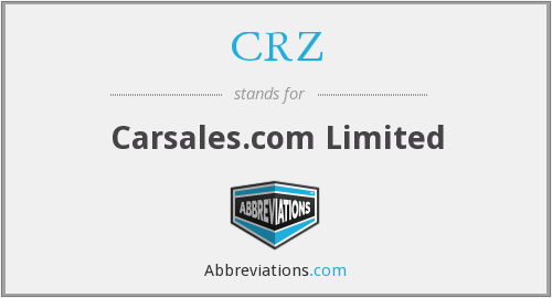 What does CRZ stand for?