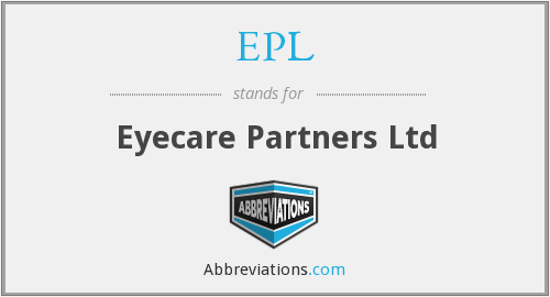 EPL - Eyecare Partners Ltd
