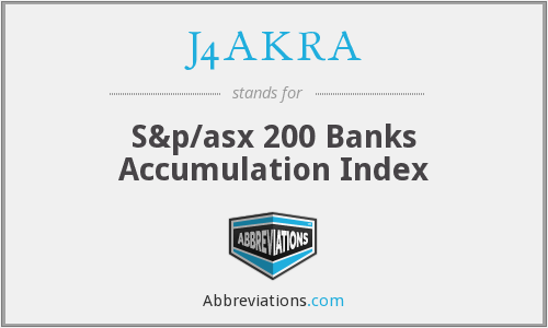 What does J4AKRA stand for?