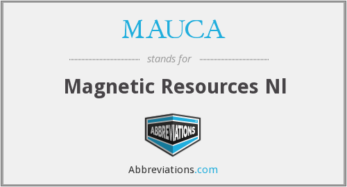 What does MAUCA stand for?