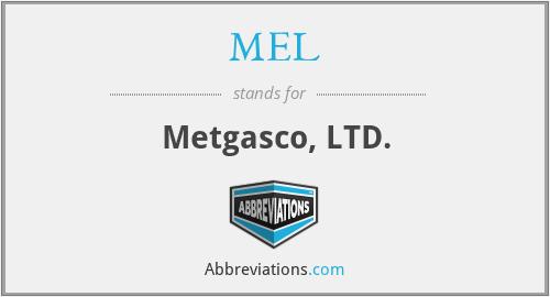 MEL - Metgasco, LTD.