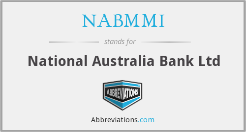 What does NABMMI stand for?