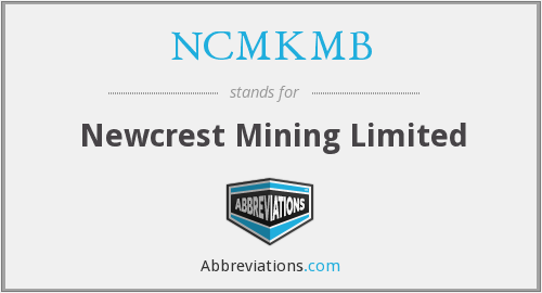 What does NCMKMB stand for?
