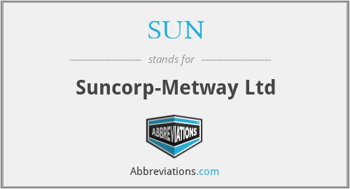 SUN - Suncorp-Metway Ltd