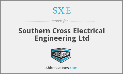 SXE - Southern Cross Electrical Engineering Ltd