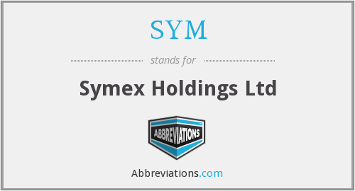 SYM - Symex Holdings Ltd