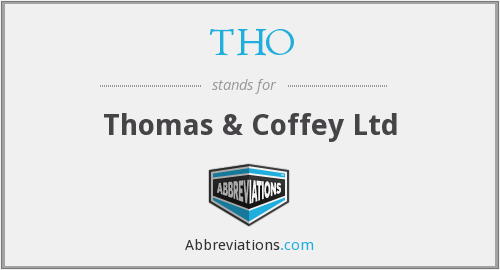 THO - Thomas & Coffey Ltd