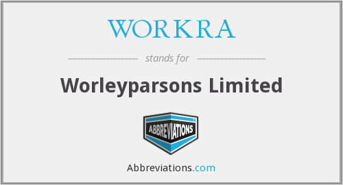 What does WORKRA stand for?
