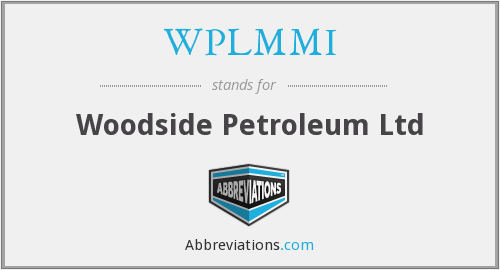 What does WPLMMI stand for?