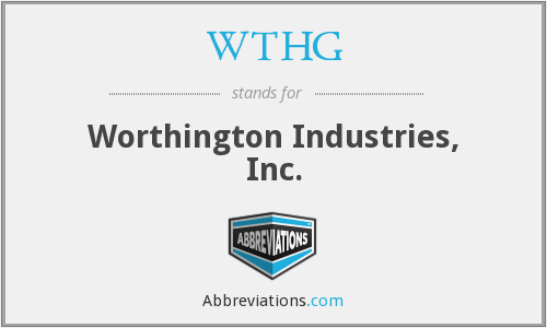 WTHG - Worthington Industries, Inc.