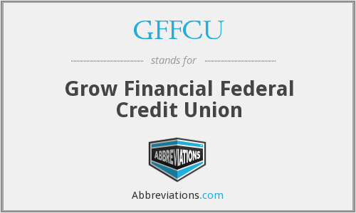 What does GFFCU stand for?