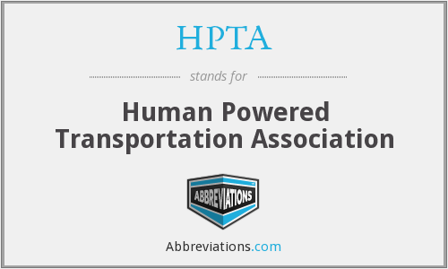 HPTA - Human Powered Transportation Association
