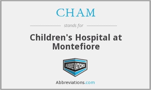 CHAM - Children's Hospital at Montefiore