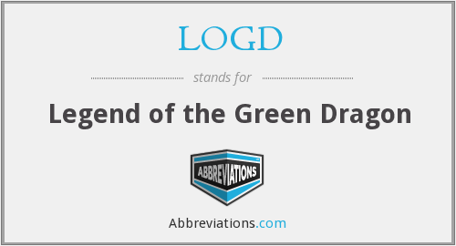 LOGD - Legend of the Green Dragon