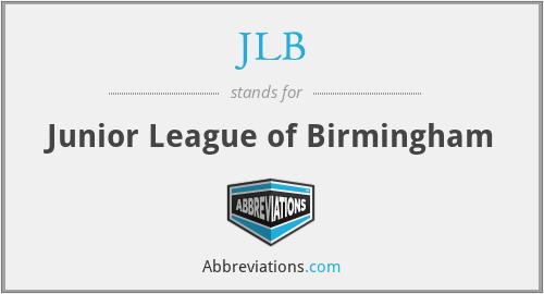 JLB - Junior League of Birmingham