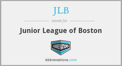 JLB - Junior League of Boston