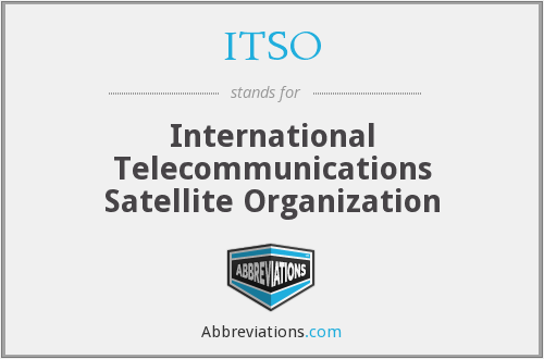 What does ITSO stand for?