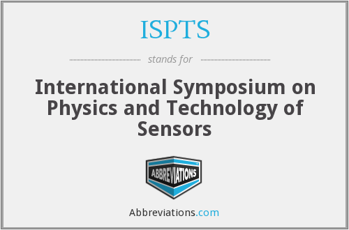 What does ISPTS stand for?