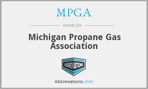 MPGA - Michigan Propane Gas Association