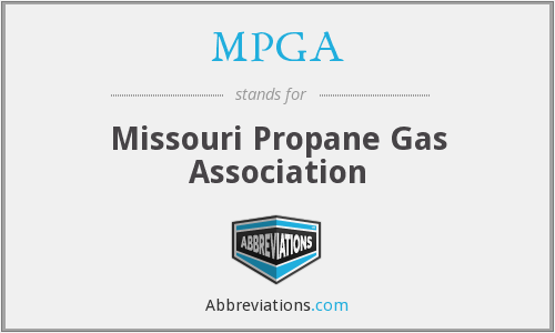 MPGA - Missouri Propane Gas Association