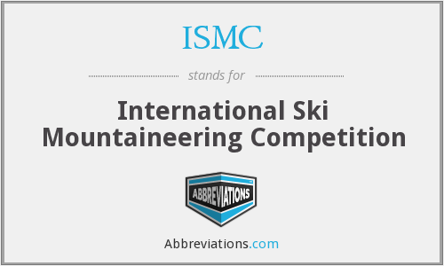 ISMC - International Ski Mountaineering Competition