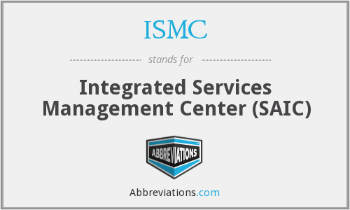 What does ISMC stand for?