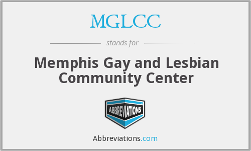 MGLCC - Memphis Gay and Lesbian Community Center