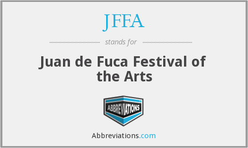 JFFA - Juan de Fuca Festival of the Arts