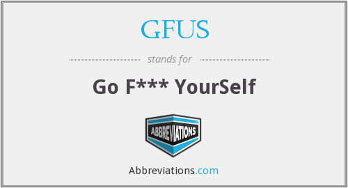 What does GFUS stand for?