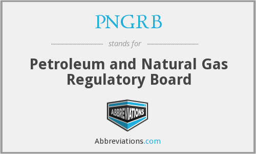 What does PNGRB stand for?