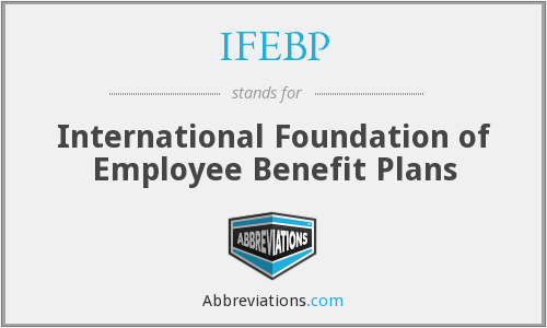 What does IFEBP stand for?