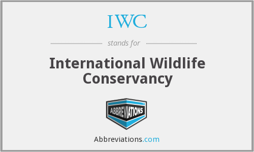 IWC - International Wildlife Conservancy