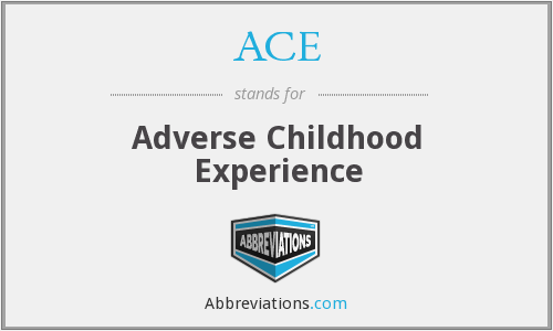 ACE - Adverse Childhood Experience