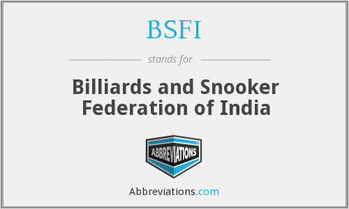 What does BSFI stand for?