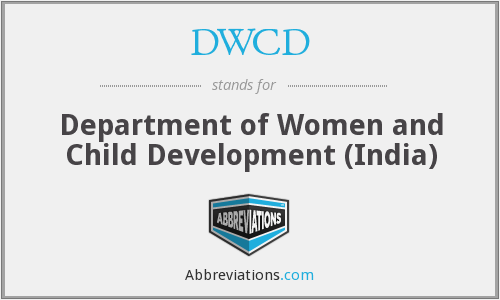 DWCD - Department of Women and Child Development (India)