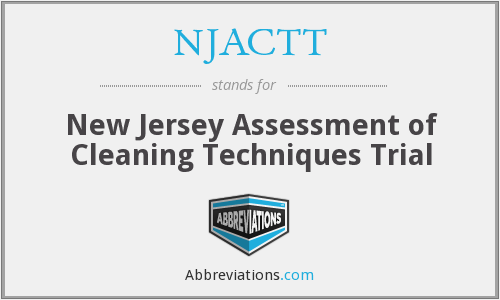 What does NJACTT stand for?