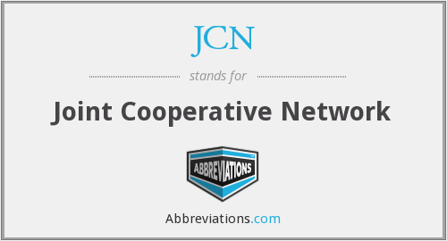 JCN - Joint Cooperative Network