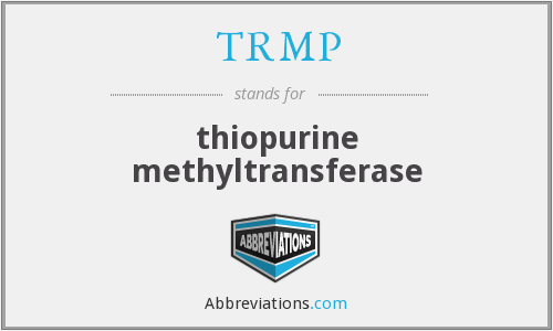 What does TRMP stand for?