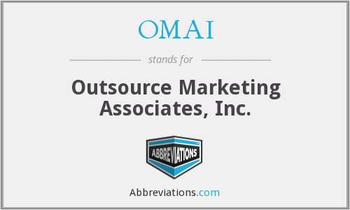 OMAI - Outsource Marketing Associates, Inc.