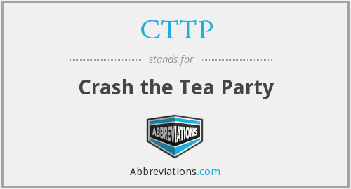 CTTP - Crash the Tea Party