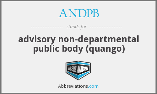 What does ANDPB stand for?