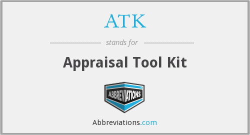 ATK - appraisal tool kit