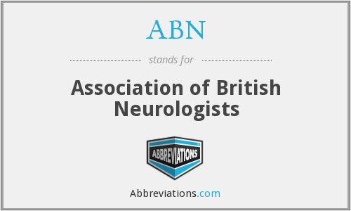 ABN - Association of British Neurologists