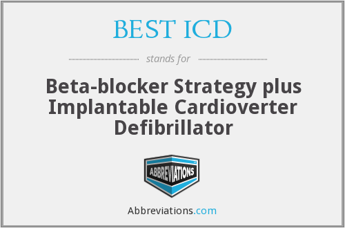 What does BEST ICD stand for?