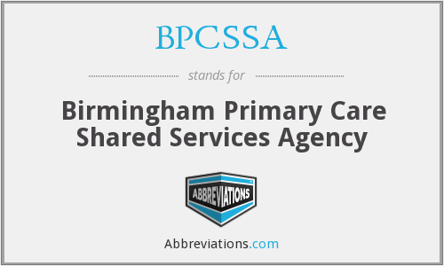 What does BPCSSA stand for?