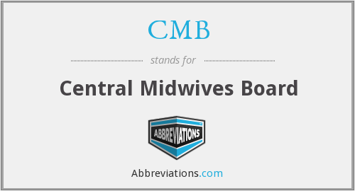 CMB - Central Midwives Board