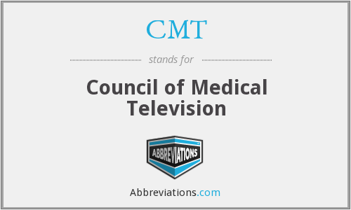 CMT - Council of Medical Television
