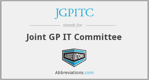 What does JGPITC stand for?